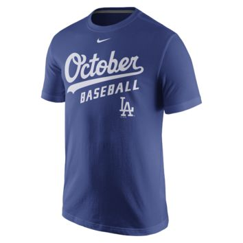 Nike October (MLB Dodgers) Men's T-Shirt