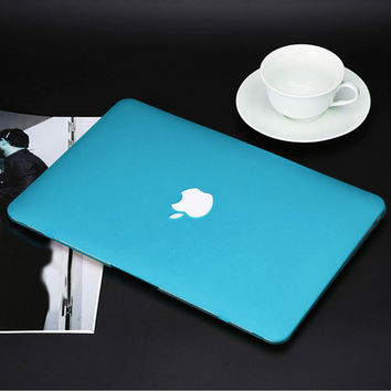 cover for macbook air 11 13 pro of pro Retina 13 15  matte protective shell hard plastic for apple laptop bag Send keyboard ink