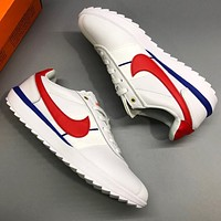 Nike Cortez Fashion New Stitched Couple Casual Shoes