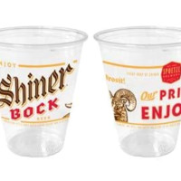 Shiner Bock Party Cups (50)