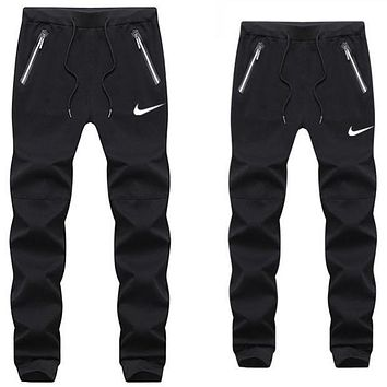 NIKE men and women casual fashion trousers sweat pants F