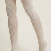 Added Fab Tights in Creme