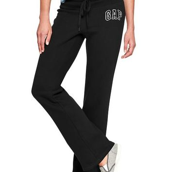 Gap Women Factory Logo Fleece Sweats