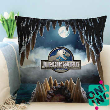 Jurassic World Pillow Case