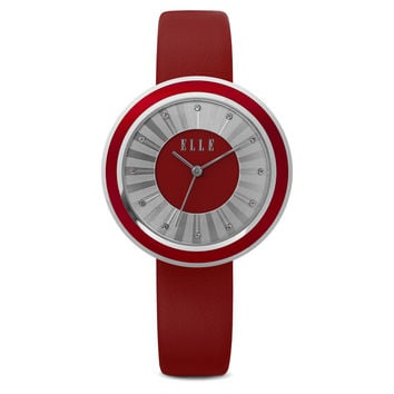 Red Solar Watch