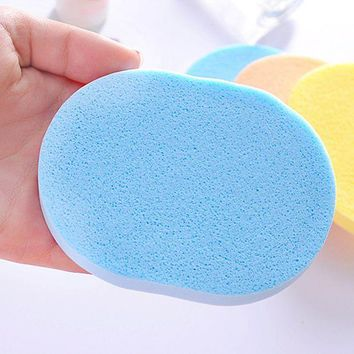 DCCKKFQ Hot Sale Seaweed Cleansing Flutter  Makeup Puff Seaweed Wash Puff  Beauty Wash Your Face Make Up Sponge Pad