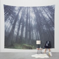 I speak ghoul Wall Tapestry by HappyMelvin | Society6