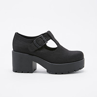 Vagabond Dioon T-Bar Shoes in Black - Urban Outfitters