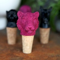 Animal Wine Stoppers |  Sprout Home