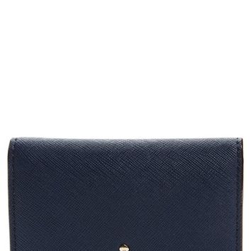 kate spade new york cameron street - farren leather card case | Nordstrom