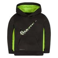 Nike Camo Swoosh Therma-FIT Hoodie - Toddler Boy, Size: