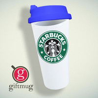 Starbucks Coffee Logo Double Wall Plastic Mug
