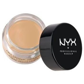 NYX Professional Makeup Full Coverage Concealer Jar