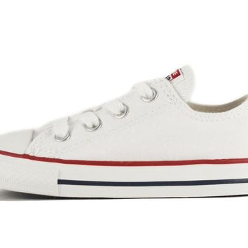 Converse for Infants  Chuck Taylor All Star Ox Optical White Sne a7c70b52b7