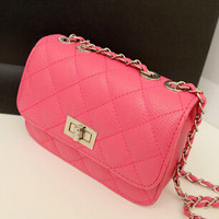 Womens small leather bag cute handbag gift 03