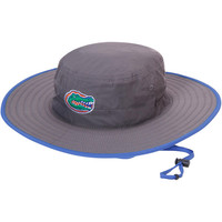 Men's Top of the World Charcoal Florida Gators Chili Dip Boonie Bucket Hat