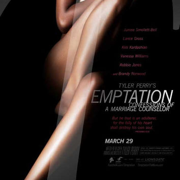 Tyler Perry's Temptation 11x17 Movie Poster (2013)