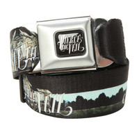 Pierce The Veil Collide Seat Belt Belt