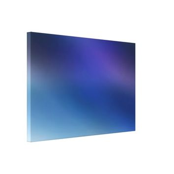 """Purple Violet Blue & Gray Contemporary Abstract Canvas Print- 36"""" x 24""""- Canvas Art; Modern home decor; More sizes available! CLICK PRODUCT"""