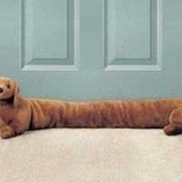 Dachshund Door Draft Stopper - Harriet Carter - Household Helpers > Household Gadgets