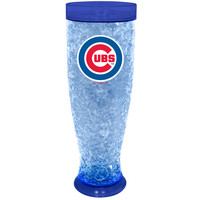 Chicago Cubs Crystal Freezer Pilsner - Full Color