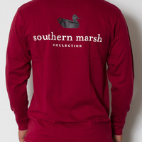 Southern Marsh - Authentic Collegiate Long Sleeve