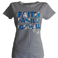 Faith Family Football (Women's)
