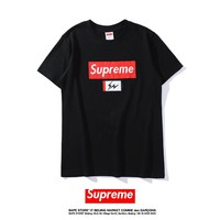 Cheap Women's and men's supreme t shirt for sale 501965868-0134
