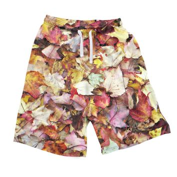 Fall Leaves Men's Shorts