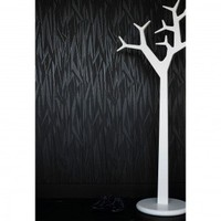 Graham & Brown Shape and Form Empire Wallpaper in Black - 30-187