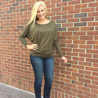 Game Day Top Olive