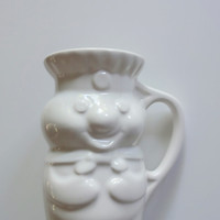 Vintage Pillsbury Dough Boy Coffee Mug 1985
