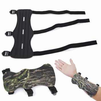 Leather Archery Arm Guard 3 colors