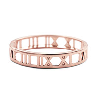 Ellie Vail The Mel Bracelet - Rose Gold
