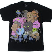 Candy Zombies - Adventure Time T-shirt - MyTeeSpot - Your T-shirt Store