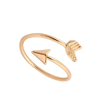 Women's  The Hunger Games Bague Pinky Arrow Ring