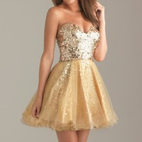 Allure 6498 Dress - MissesDressy.com