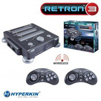 RetroN 3 Video Gaming System for NES, SNES & Genesis