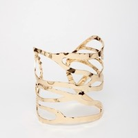 ALDO Ledeanna Cut Out Organic Cuff