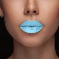 Blue Raspberry Lipstick