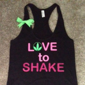 Love to Shake - Herbalife - Ruffles with Love
