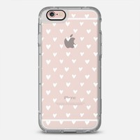 Change Your iPhone Case Every Day | Casetify iPhone Case | Mini Heart Design by Parrott Design Studio (iPhone 6, 6s, 6 Plus, 6s Plus, 7)