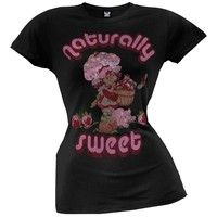 Strawberry Shortcake - Naturally Sweet Juniors T-Shirt