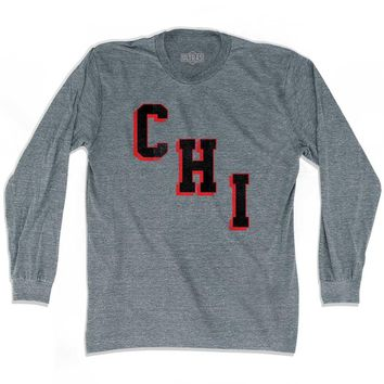 Chicago CHI Miracle Ultras Soccer Long Sleeve T-shirt