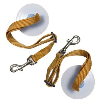 Amazing Rinse Pet Bathing Tether Straps, 2 Pack
