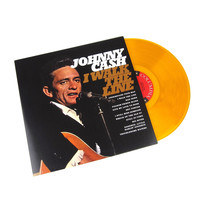 Johnny Cash: I Walk The Line (180g, Colored Vinyl) Vinyl LP