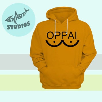 One Punch Man - OPPAI Hoodie