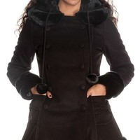 Sarah Jane [Black] | COAT