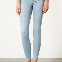 Jersey High Waist Jeggings - Pants & Shorts - New In This Week - New In - Topshop USA