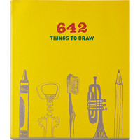642 Things to Draw Book - FindGift.com